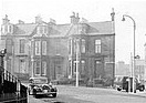 1919-21. Marchment Crescent flat, Edinburgh Ross Ashby shared with his motherand sister. Photo taken 1955.